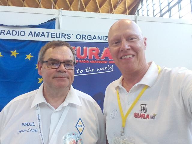 REF-EURAO meeting